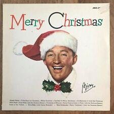BING CROSBY - MERRY CHRISTMAS - LP