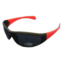 RED WRAP AROUND SUNGLASSES UV400 SHADES DESIGNER SPORT LEISURE UNISEX HOLIDAY UK