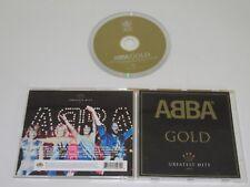 ABBA/GOLD/GREATEST HITS (POLAR 517 007 2) CD ALBUM