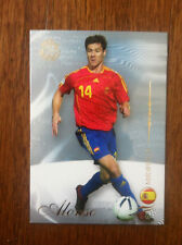 2007 Futera World Football Soccer Card- Spain XABI ALONSO MINT