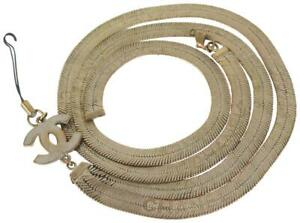 Chanel 05a Chanel Herringbone Chain Strap 88cas727
