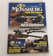Mossberg 2009 gun annual buyers guide hunting shotgun slug guns