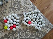 used golf balls Callaway+Titleist 61