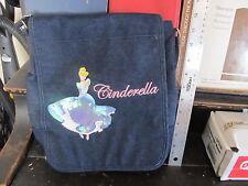 Disney's Cinderella Denim Bag NICE with strap