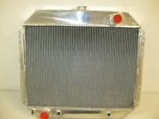 New listing Champion Aluminum Radiator/ 4 Row Bb Ford/ Mc433 w/ auto trans.