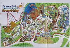 dorney park map   eBay on
