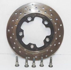 '96 Suzuki GSX-R750 SRAD : OEM Rear Brake Rotor Disc (69211-33E00) {P1336}