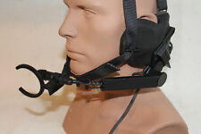 Sprechsatz h-390 headset (cuffie, microfono) per sem25/sem35, come nuova.