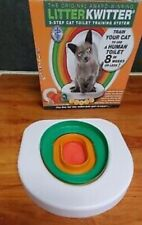 litter kwitter cat toilet training system-