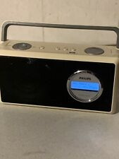 PHILIPS DAB AE5000 RADIO BATTERY OR MAINS ELECTRICITY