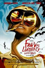 Fear And Loathing In Las Vegas Movie Poster 24x36""