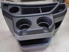Gray Ford Econoline Van Cutaway E150 E250 E350 E450 Console Cup Holder