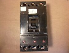Westinghouse Ka Ka3225F 3 pole 125 amp trip circuit breaker