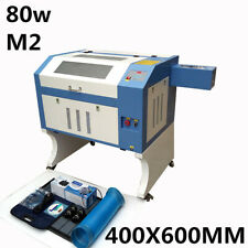 80W Laser Engraving Machine 4060 Laser Engraver Cutter For Wood Acrylic Leather