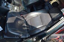 2007 MITSUBISHI SHOGUN MK4 LWB V98 PASSENGERS SIDE FRONT HEATED LEATHER SEAT
