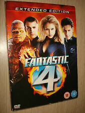 DVD FANTASTIC 4 EXTENDED EDITION ENGLISH