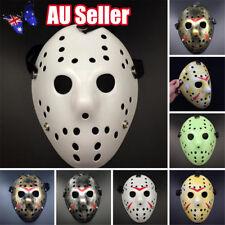 Halloween Jason Voorhees Mask Friday The 13th Horror Movie Hockey Costume Prop B