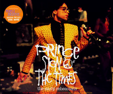 PRINCE SIGN 'O' THE TIMES THE EARLY REHEARSALS TOUR REHEARSALS PRESS 2CD+1DVD