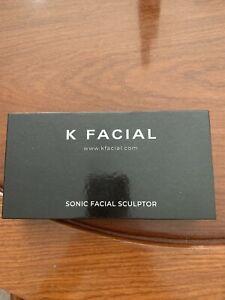 Brand New K Facial Sonic Facial Sculptor New