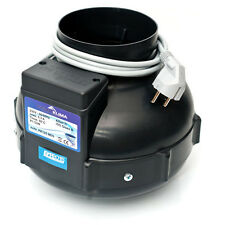 Extractor de aire UFO RVK Prima Klima 425 m³/h 125mm (PK125 MES)