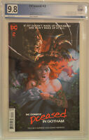 DCeased #2 (2019) PGX 9.8 (NM/MT) Like CGC White PUTRI Variant Nightmare on Elm