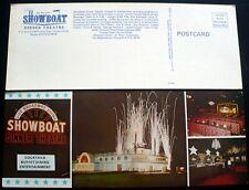 1970 Showboat Dinner Theatre Broadway Plays, Ulmerton Rd., Pinellas FL