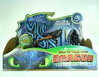 How to Train Your Dragon - Hiccup & Toothless Action Figure NEW!! Free Shipping