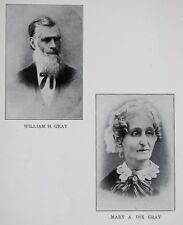 Pioneer William Gray Waiilatpu Memorial orig 1916 Whitman College Quarterly
