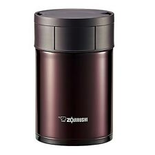 Zojirushi SW-HB45-VD Stainless Steel Food Jar 450ml Bordeaux New F/S