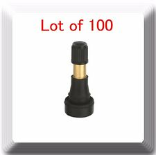 Lot of 100 Kits TR600HP High Pressure Tire Wheel Valve Stems