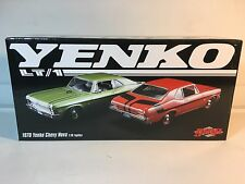 1:18 ACME 1970 Yenko Nova red 1 of 660