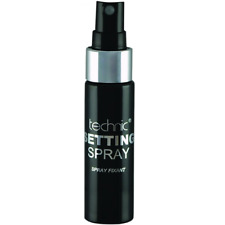 Technic Setting Spray make up fixing spray new sealed full size