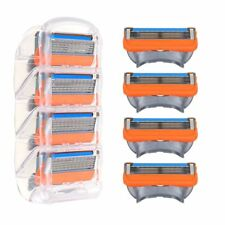 5 Blade Razor Shaving Razor Cartridge Blades For Gillette Fusion ProGlide XX
