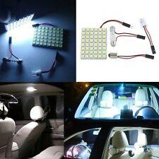 48 SMD COB LED T10 4W 12V White Light Car Interior Panel Lights Dome Lamp Bulb