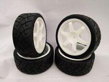 HPI 1/10 RC Car Touring wheels x4 RS4 SPORT 3 BMW M3 FLUX DRIFT NISSAN Ford