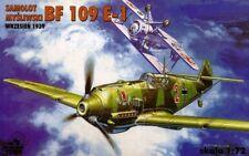 MESSERSCHMITT Bf-109 E-1 (OVER POLAND 1939, LUFTWAFFE MARKINGS) 1/72 RPM