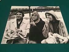 Denny Laine Wings McCartney Signed Autographed 11x14  Photo with Paul & Linda