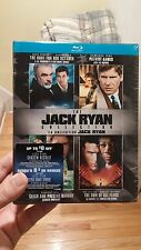 The Jack Ryan Collection [Blu-ray] NEW - Next day Free Shipping - Patriot Games