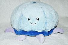 "American Mills Mini 7"" Squishable JELLYFISH Fuzzy Stuffed Animal plush"