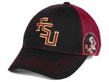 pretty nice 4d474 7ba4c Florida State Seminoles Mens TOTW Peakout Stretch Fit Hat Cap - M L - NWT