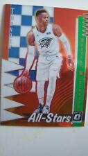 Russell Westbrook Carta Baloncesto All star NBA Card  2017/18 Oklahoma City