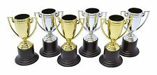 PACK OF 6 HALLOWEEN FANCY DRESS PARTY BEST COSTUME PRIZE TROPHY CUP SPORTS AWARD