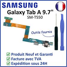 """NAPPE DOCK CONNECTEUR DE CHARGE ET PRISE JACK DU SAMSUNG GALAXY TAB A 9.7"""" T550"""