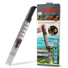 EHEIM QUICK VAC PRO Aquarium Fish Tank Auto Vacuum Gravel Cleaner Automatic 3531
