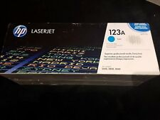 HP Q3971A Print Cartridge Cyan for Colour Laserjet 2550 2820 2840 123A NEW BOXED