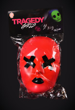 """Tragedy Girls"" McKayla Hooper Licensed Pk Vacuform Mask Movie Horror Character"