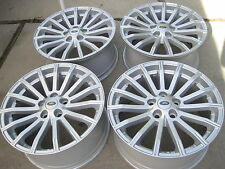 """19"""" NEW 2012 OEM FACTORY MADE IN GERMANY RANGE ROVER STYLE-5 WHEELS ONLY NO TIRE"""