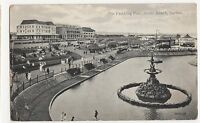 South Africa, Durban, Ocean Beach Paddling Pool Postcard, A741