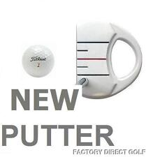 """HOT NEW Custom Made Golf Club Ice WHITE GHOST 33"""" taylor fit MENS/LADIES Putter"""