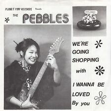the pebbles we're going shopping 7""
